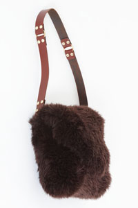 Sheepskin Shoulder Bag